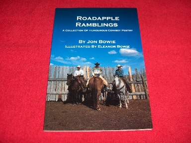 Image for Roadapple Ramblings : A Collection of Humorous Cowboy Poetry