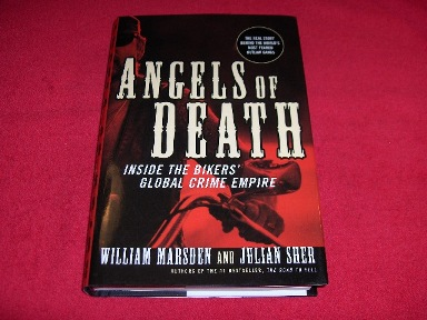 Image for Angels of Death : Inside the Bikers' Global Crime Empire
