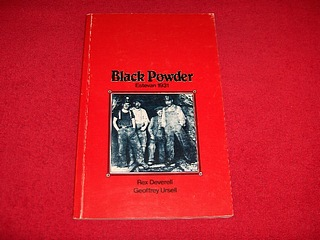 Image for Black Powder : Estevan 1931