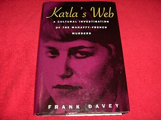 Image for Karla's Web : A Cultural Investigation of the Mahaffy - French Murders