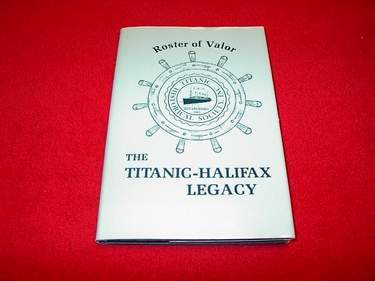 Image for Roster of Valor : The Titanic Halifax Legacy