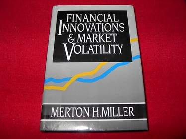 Image for Financial Innovations and Market Volatility