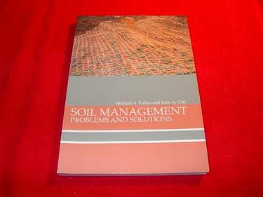 Image for Soil Management : Problems And Solutions