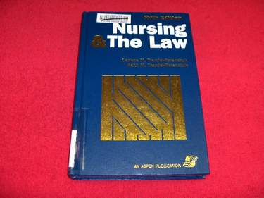 Image for Nursing and the Law [Fifth Edition]