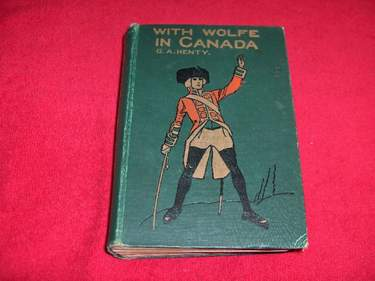 Image for With Wolfe in Canada or The Winning of a Continent
