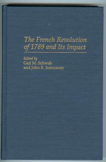 Image for The French Revolution of 1789 and Its Impact
