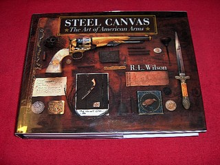 Image for Steel Canvas : The Art Of American Arms