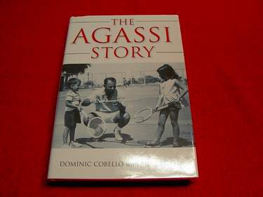 Image for The Agassi Story