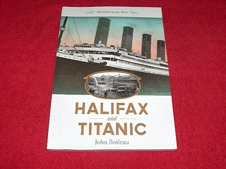 Image for Halifax and Titanic