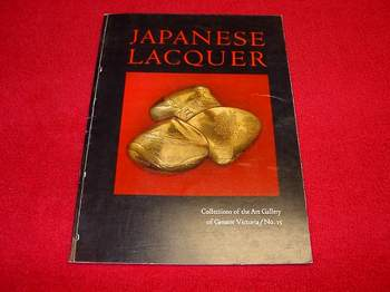 Image for Japanese Lacquer : Collections of the Art Gallery of Greater Victoria [No. 15]