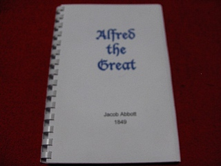 Image for Alfred the Great : King Alfred of England