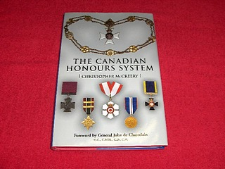 Image for Canadian Honours System