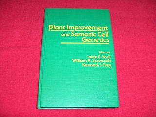 Image for Plant Improvement and Somatic Cell Genetics