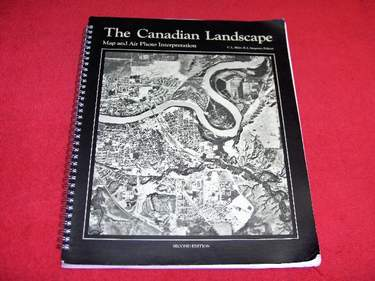Image for The Canadian Landscape : Map and Air Interpretation [Second Edition]