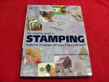 Image for The Complete Guide to Stamping : Over 70 Techniques With 20 Original Projects and 300 Motifs