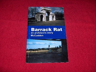 Image for Barrack Rat : An Architect's Story