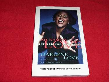 Image for My Name Is Love : The Darlene Love Story