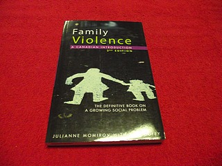Image for Family Violence : A Canadian Introduction [Second Edition]