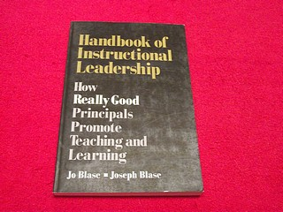 Image for Handbook of Instructional Leadership: How Really Good Principals Promote Teaching and Learning