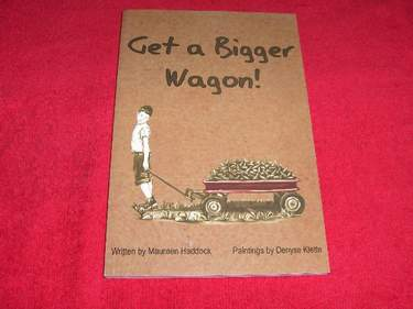 Image for Get a Bigger Wagon!