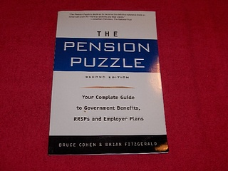 Image for The Pension Puzzle : Your Complete Guide to Government Benefits, RRSPs and Employer Plans [Second Edition]