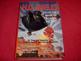 Image for H. G. Wells Collector' s Book Of Science Fiction