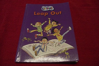 Image for Leap Out (Nelson Language Arts)