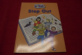 Image for Step Out (Nelson Language Arts)