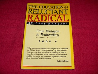 Image for The Education of a Reluctant Radical : From Pentagon to Penitentiary [Book 4]