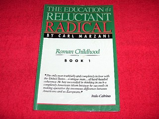 Image for The Education of a Reluctant Radical : Roman Childhood [Book 1]