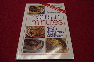 Image for Meals in Minutes: 150 Speedy Recipes Lows in Points Values [Weight Watchers]