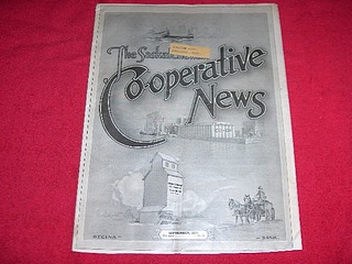 Image for The Saskatchewan Co-operative News [Vol. 10, No. 3, September 1925]