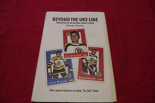 Image for Beyond the Uke Line : Ukrainians in the National Hockey League