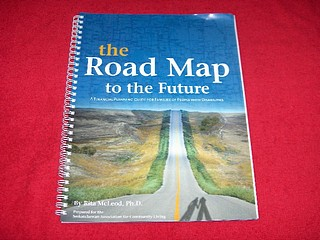 Image for The Road Map to the Future : A Financial Guide for Families of People with Disabilities