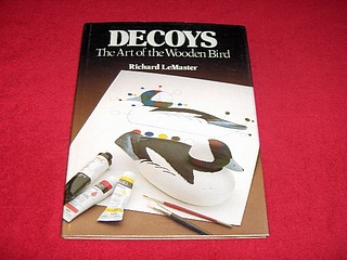 Image for Decoys: The Art of the Wooden Bird