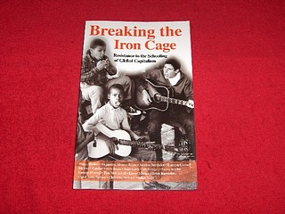 Image for Breaking the Iron Cage : Resistance to the Schooling of Global Capitalism