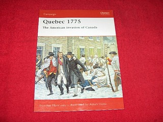 Image for Quebec 1775 : The American Invasion of Canada
