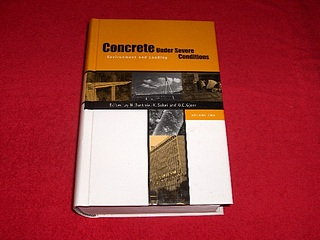 Image for Concrete Under Severe Conditions : Environment and Loading [Volume Two]