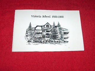 Image for Victoria School 1888-1988
