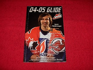 Image for Western Hockey League (WHL) : 2004-05 Guide
