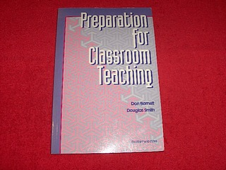 Image for Preparation Classroom Teaching