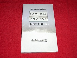 Image for I Am Here and Not Not-There : An Autobiography