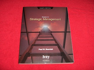 Image for Cases in Strategic Management [Eighth Edition]