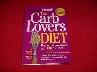 Image for The Carb Lovers Diet : Eat What You Love, Get Slim for Life