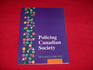 Image for Policing Canadian Society