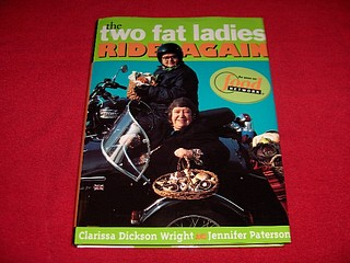 Image for The Two Fat Ladies Ride Again