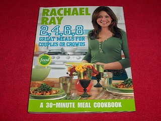Image for Rachael Ray 2,4,6,8 : Great Meals for Couples or Crowds