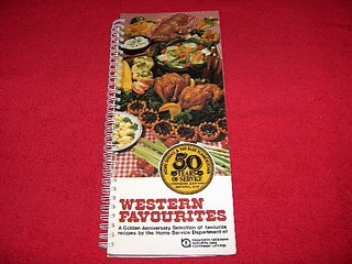 Image for Western Favourites : A Golden Anniversary Selection of Favourite Recipes