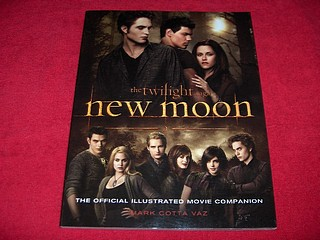 Image for The Twilight Saga New Moon : The Official Illustrated Movie Companion