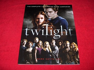 Image for Twilight : The Official Illustrated Movie Companion